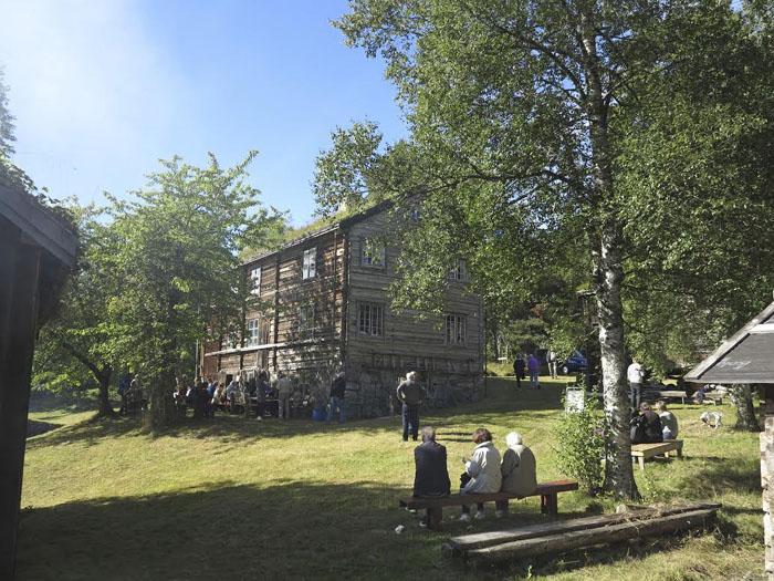 Museumsdag på Kanestraum