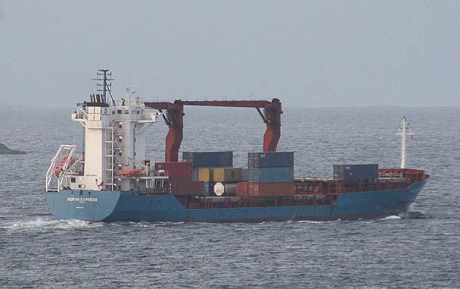 Maritim trafikk