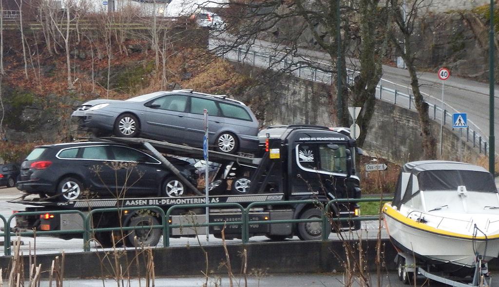 aasen bil-demontering as